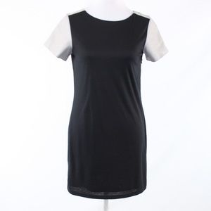 Hunter Dixon black short sleeve dress S